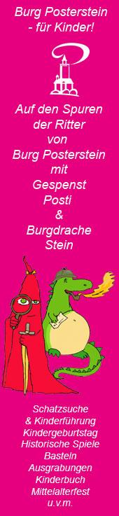 Burg Posterstein für Kinder
