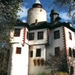 Museum Burg Posterstein heute - Blick vom Park aus (Museum Burg Posterstein)