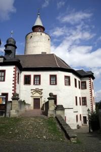 Burg Posterstein im Sommer 2012