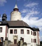 Château de Posterstein à l'été 2012