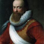 Georg von Pflugk d. Ä. (1569-1621), l'un des propriétaires du château (Museum Burg Posterstein)