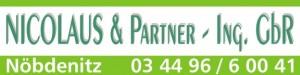 Logo Nicolaus & Partner Nöbdenitz
