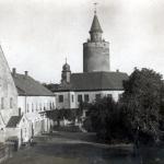 Manor Posterstein avant 1945  (Museum Burg Posterstein)