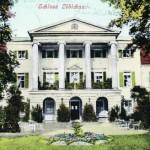 Löbichau Castle on a postcard from 1904