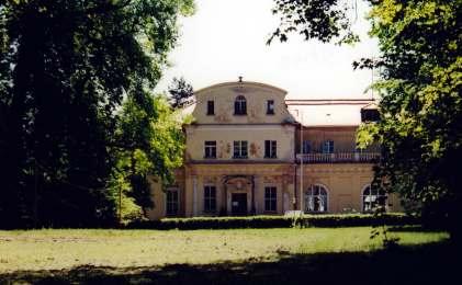 Schloss Tannenfeld im Jahr 2000 (Foto: Museum Burg Posterstein)