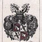 Manteau de famille des bras Pflugk (Museum Burg Posterstein)