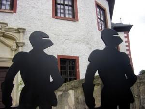Ausstellung Wehrhaft, wohnhaft, Haft in der Burg Posterstein (ab 2012)