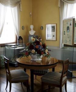 Dauerausstellung zum Musenhof Löbichau (Museum Burg Posterstein)
