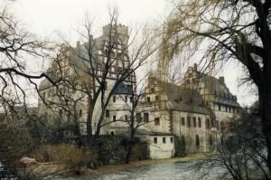 Das Rittergut Windischleuba ist heute Jugendherberge (Foto: Museum Burg Posterstein)