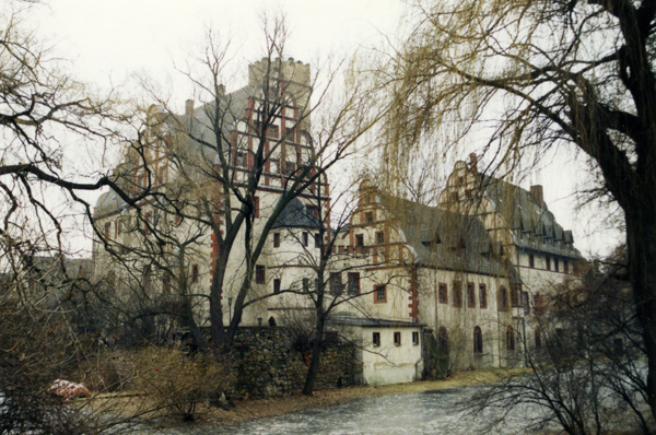 Windischleuba castle is a youth hostel today (picture: Museum Burg Posterstein)