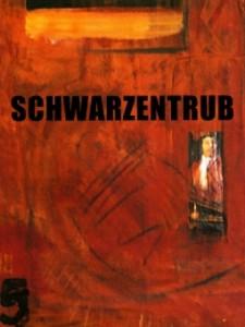 """Katalog """"Schwarzentrub - Malerei - Collagen - Objektkästen"""" Wolfgang Schwarzentrub 1992 - 2004 (Museum Burg Posterstein - Kunstverein Gera - Heimatmuseum Greiz Unteres Schloss 2004)"""