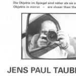 "Katalog ""Jens Paul Taubert - Fotografie"" (Museum Burg Posterstein 1996)"