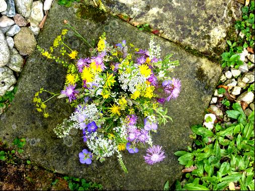 Blumenstrauß - Foto: Monika Dietrich