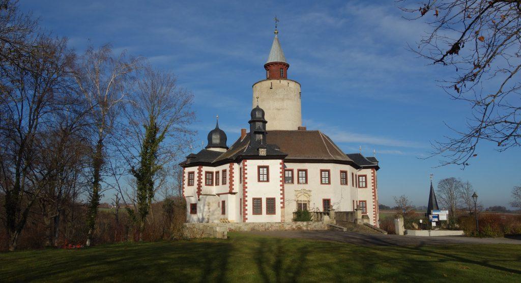 Burg Posterstein in Ostthüringen