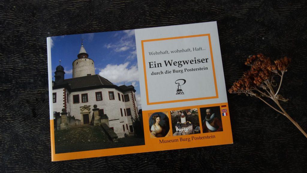 Publikation: Wehrhaft, wohnhaft, Haft - Museum Burg Posterstein