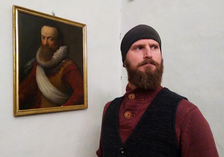 Familienausstellung: Aus dem Alltag eines Burgherrn