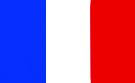 Flagge Französisch