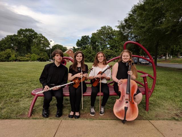 Konzert: Western Piedmont Jugend Symphonie Orchester (WPYS) aus Hickory, USA