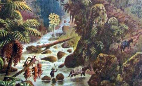 Herbstferien auf Burg Posterstein: Was brauchte man für eine Abenteuerreise? – Auf Entdeckungsreise in Südamerika
