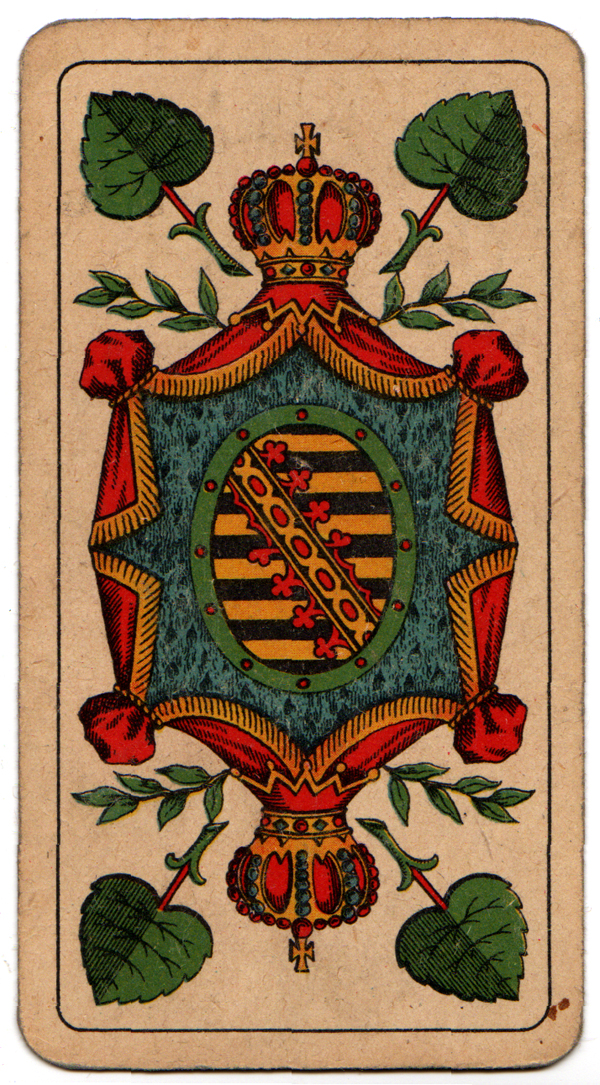 Altenburger Skatkarten Deutsches Blatt