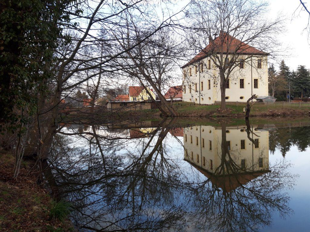 Das ehemalige Wasserschloss Nöbdenitz