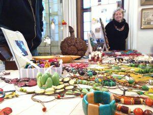 Advent im Salon - der alternative Weihnachtsmarkt auf Burg Posterstein.