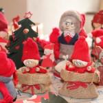 """""""Skandinavischer Familiennachmittag"""" mit dänischer Sammlerin  in der Weihnachtsausstellung mit """"Nisse"""" und """"Julbock"""""""