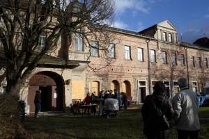 """Der Förderverein Burgberg Posterstein öffnet zum zweiten Mal das historische Herrenhausgebäude und gibt einen aktuellen Stand zum Projekt """"Gemeinsam nicht einsam"""""""
