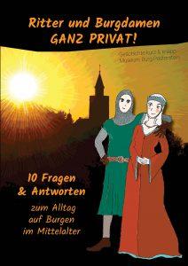Buchtitel Kinderbuch Ritter und Burgdamen ganz privat