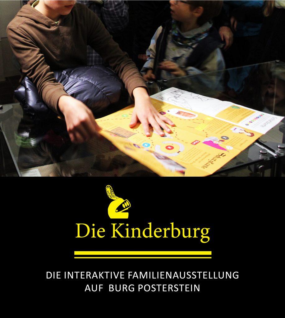 Auf Burg Posterstein gibt es eine interaktive Ausstellung für Familien.