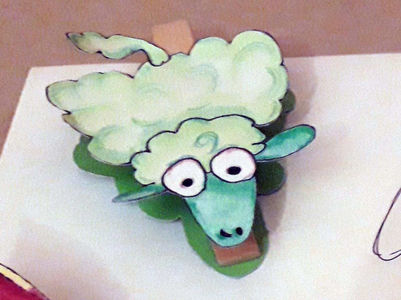 Virtuelle Osterferien mit Burg Posterstein: Schafe fürs Leben – Warum gehört das Lamm zum Osterfest?