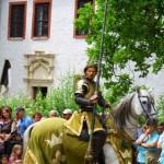 Das Mittelalterspektakel auf Burg Posterstein ist jedes Jahr einer der Höhepunkte der Vereinsarbeit im Museum. Viele Mitglieder helfen ehrenamtlich im Café und auf dem Burghof. - Herzlichen Dank dafür!
