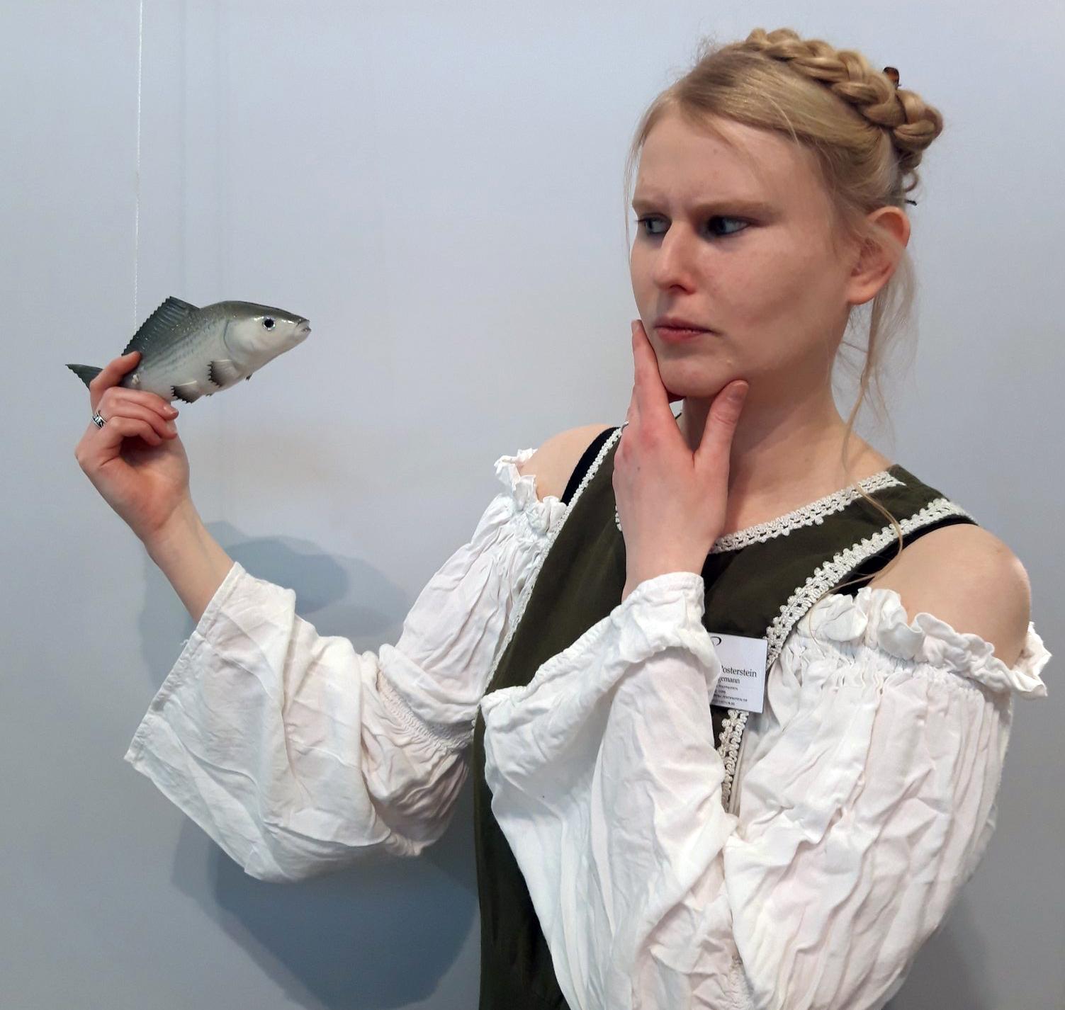 Der Fisch und das Osterfest – Osterferien auf Burg Posterstein