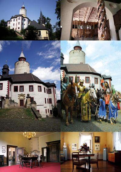 Pressebilder Museum Burg Posterstein