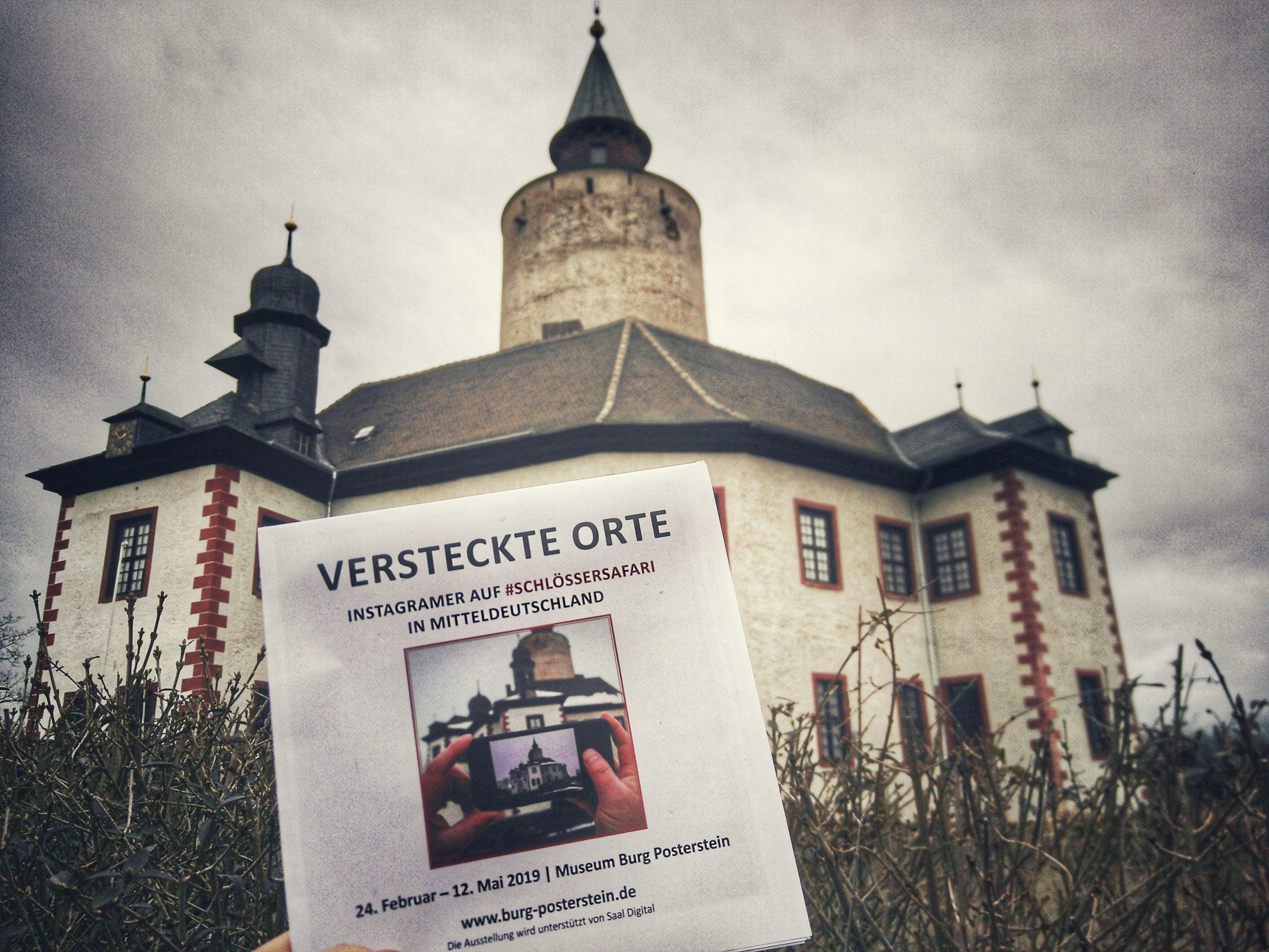 Versteckte Orte: Instagramer auf #Schlössersafari in Mitteldeutschland