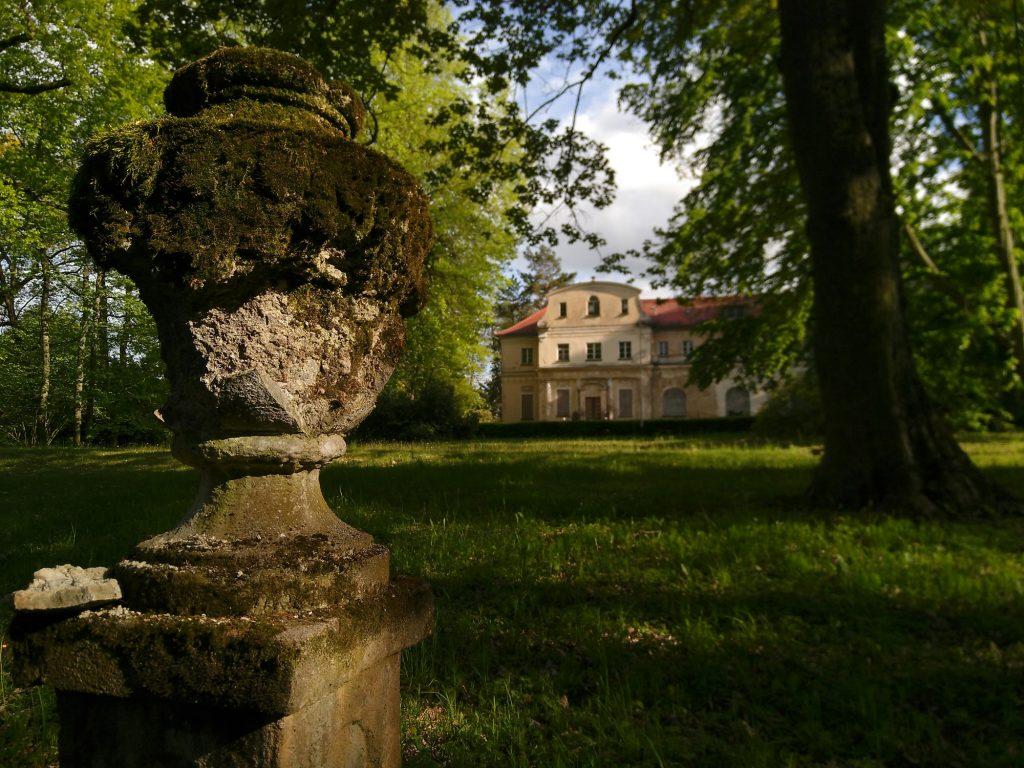 Schlosspark Tannenfeld im Altenburger Land