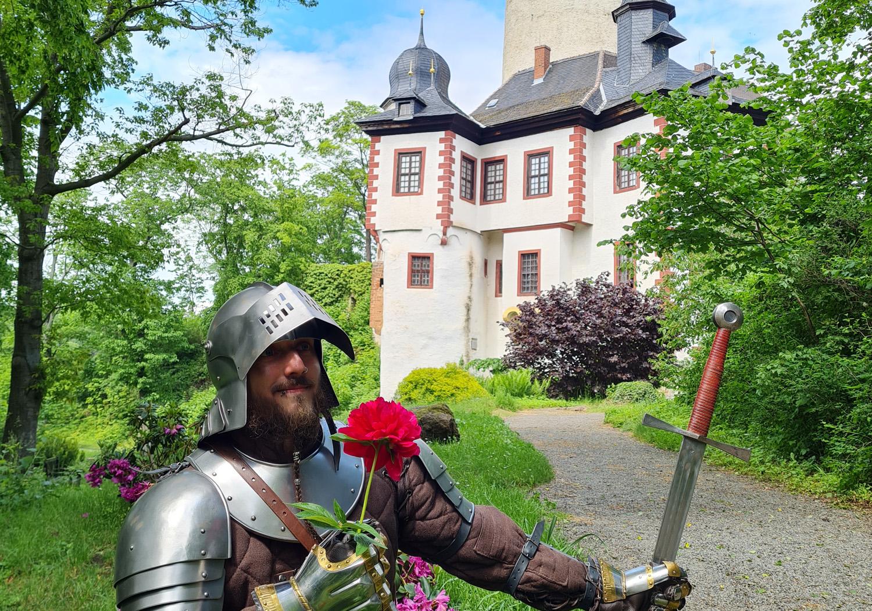 Durch die Blume gesagt: Sommerferien auf Burg Posterstein