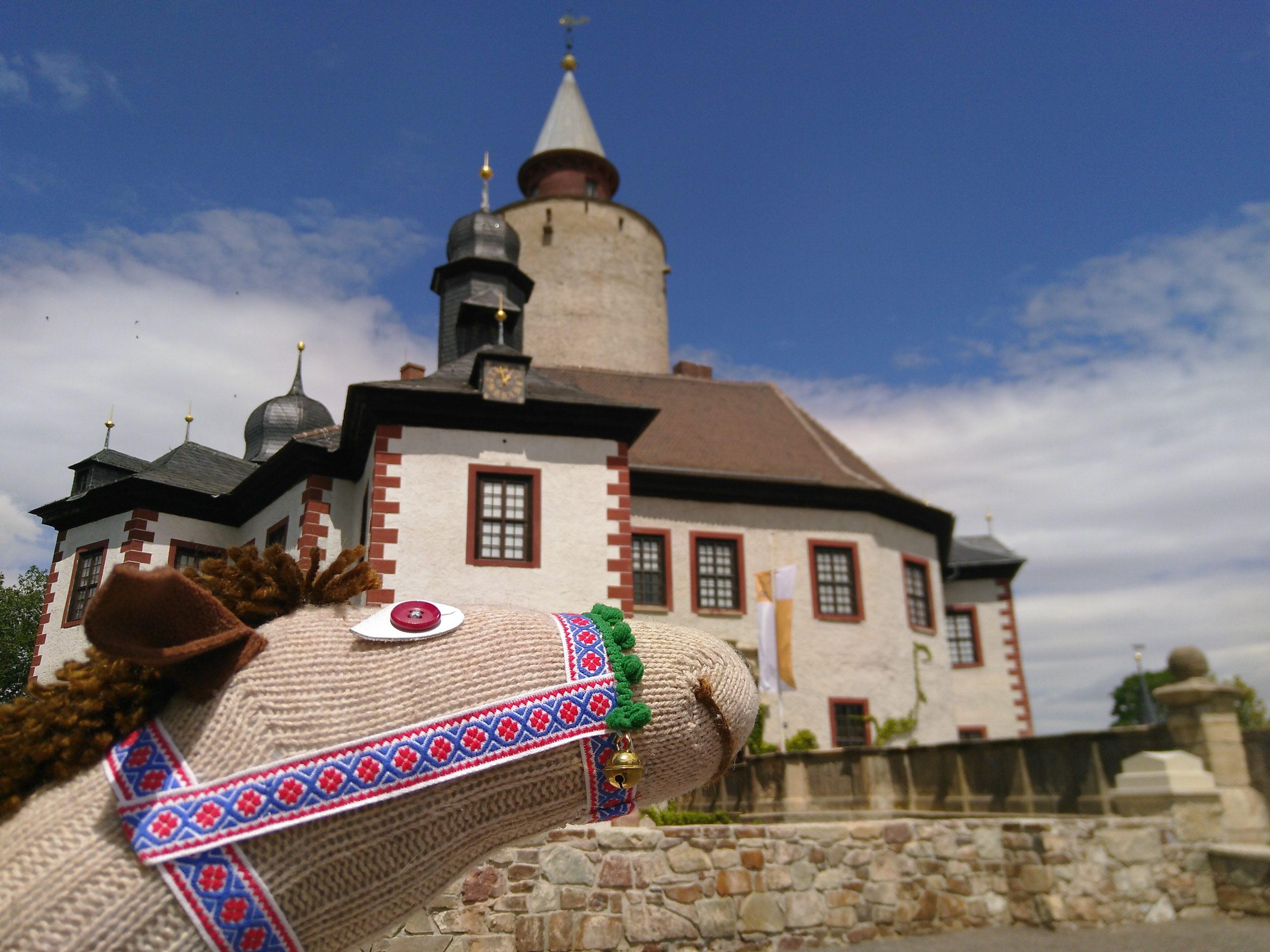 2. Großes Steckenpferd-Turnier auf Burg Posterstein - Familien für Familien