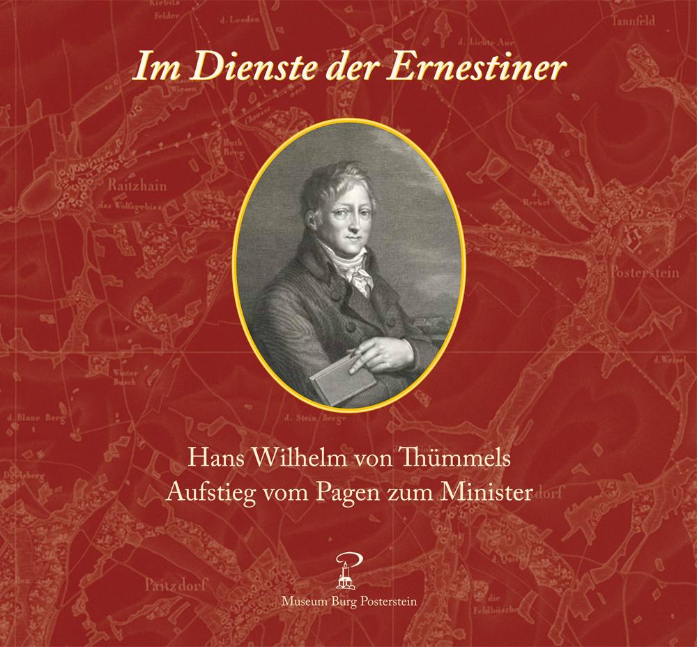 Buchtitel Hans Wilhelm von Thümmel - Museum Burg Posterstein
