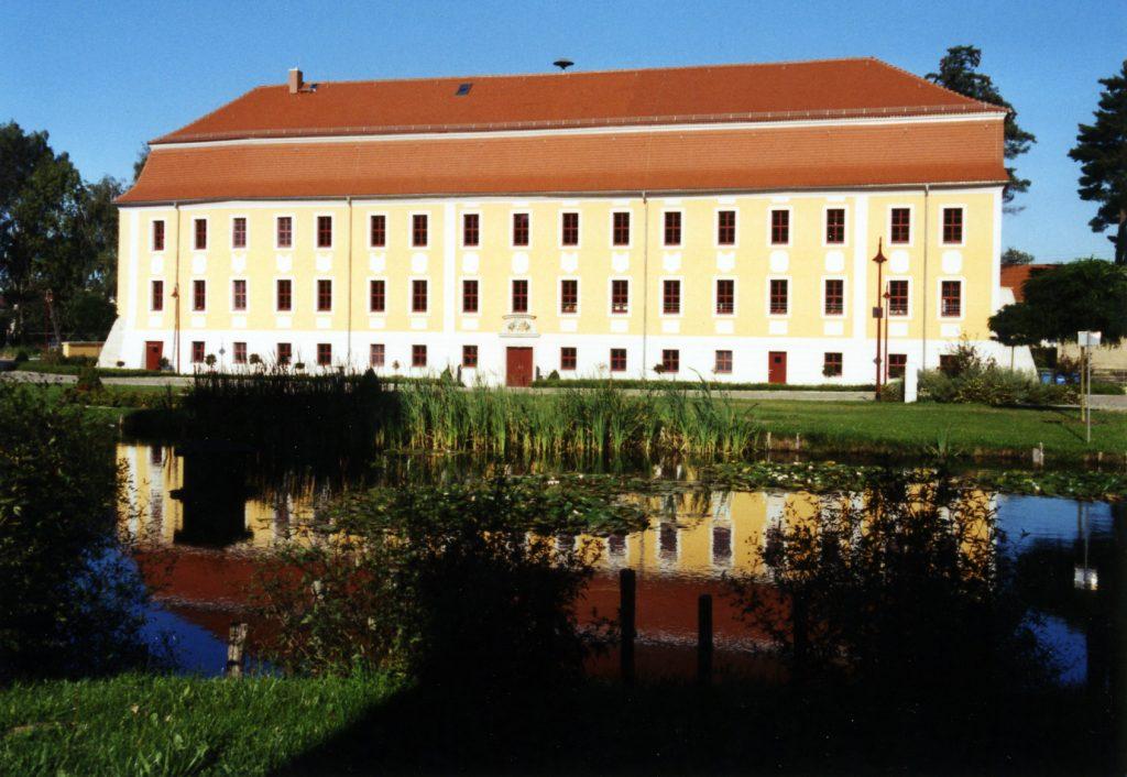 Schloss Treben im Sommer 2006 (Foto: Museum Burg Posterstein)