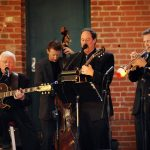 Concert with Centerpiece Jazz from Hickory, USA
