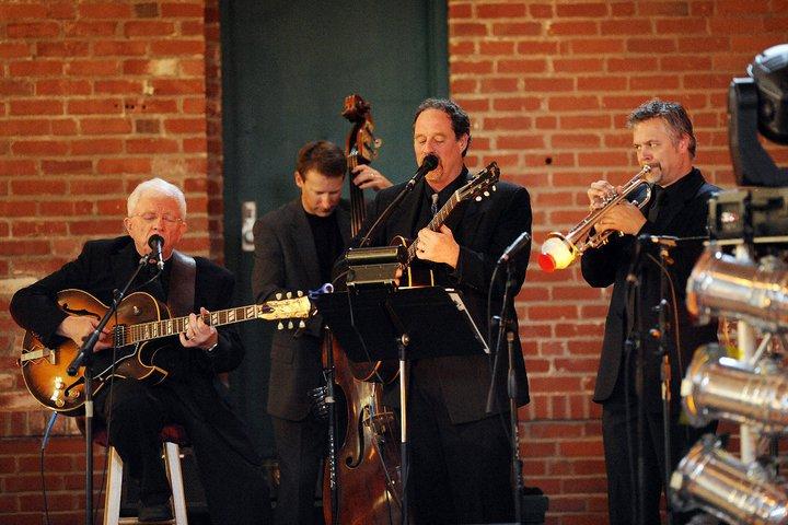 Konzert mit Centerpiece Jazz aus Hickory (USA)