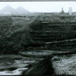 Paysage d'après WISMUT: photographie de Karlheinz Rothenberger