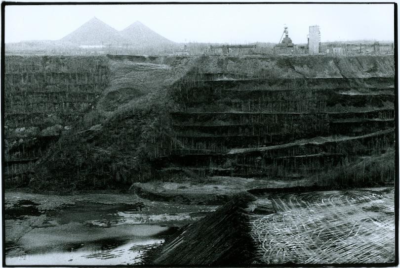 Landschaft nach der WISMUT: Fotografie von Karl-Heinz Rothenberger