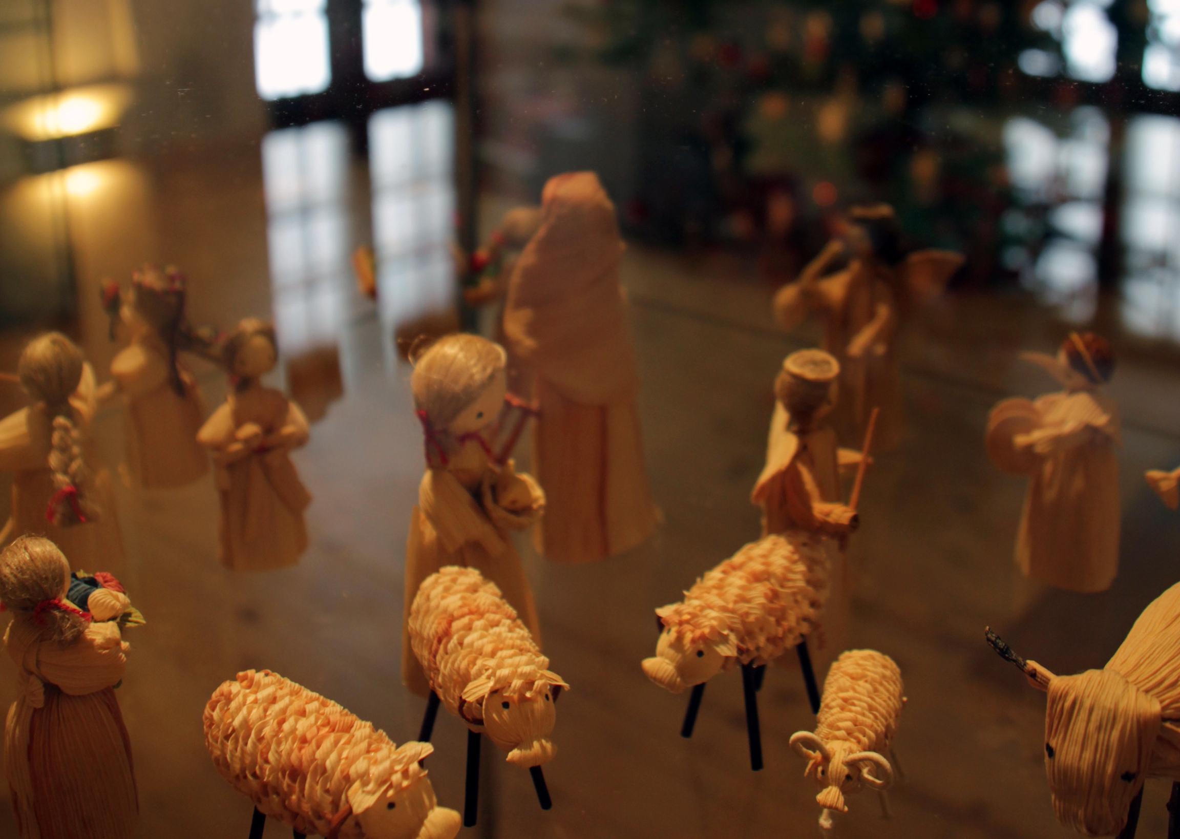 Schäfchenzählen in den Weihnachtsferien